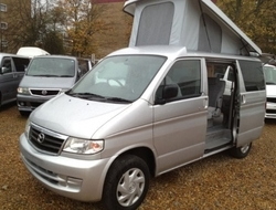 Mazda Bongo 2. 0, 4 Berth, (2005) Used Motorhomes for sale