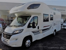 Adria Coral XL PLUS 670 SP MOTORHOME, 5 Berth, (2016)  Motorhomes for sale