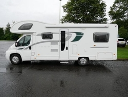 BESSACARR E496 AUTOMATIC, 6 Berth, (2014) Used Motorhomes for sale