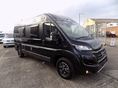 Adria Twin 600 SP Black Edition MOTORHOME, (2018)  Motorhomes for sale
