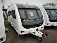 Swift Challenger 560 Truma 4 berth, (2018) Touring Caravan for Sale in Sheffield