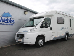 Ace Airstream 630 EK, 2 Berth, (2007) Used Motorhomes for sale