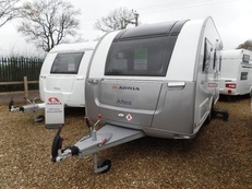 2016 ADRIA ALTEA EDEN SILVER EDITION 472 DS 5 Berth