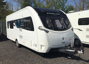 Sterling Continental 565, 4 Berth, (2015)  Touring Caravans for sale