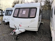 Sterling Europa 500 5 berth, (2006) Touring Caravan for Sale in Torksey