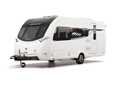Swift Elegance 530 4 berth, (2018) Touring Caravan for Sale in Torksey