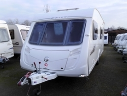 Swift Charisma 570, 6 Berth, () Used Touring Caravans for sale