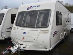 Bailey Pageant S5, 2 Berth, () Used Touring Caravans for sale