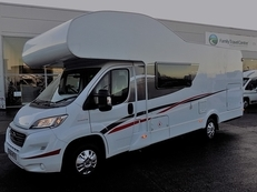 Sunlight A70 MOTORHOME 6 berth, (2016) Motorhome for Sale