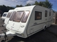 Compass Rallye 500/4, 4 Berth, (2001)  Touring Caravans for sale for sale in United Kingdom