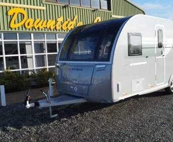 Adria Caravans for sale in Norwich | Caravansforsale co uk