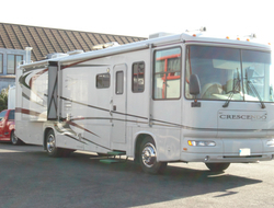 Gulfstream Crescendo 2006 36ft, 6 Berth, (2006) Used Motorhomes f...