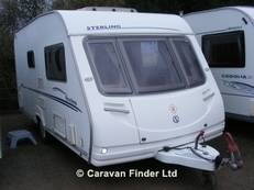 Sterling Topaz 2007 2 berth, (2007) Touring Caravan for Sale
