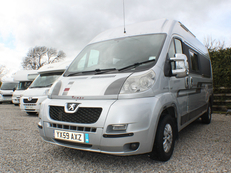 Autocruise Tempo - Peugeot Boxer 2.2 Hdi Lwb - 1 Owner - 80k Miles Fsh 2 berth, (2009) Motorhome for Sale