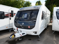 Swift Challenger Alde 580, 4 Berth, (2018)  Touring Caravans for sale