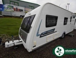 Elddis Chatsworth 576 2013, 5 Berth, (2013) Touring Caravans for ...