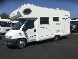 Mobilvetta, (2006) Used Motorhomes for sale