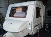 Freedom Jetstream, 2 Berth, (2010)  Touring Caravans for sale