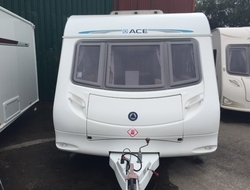 Ace Firestar, 4 Berth, (2007) Touring Caravans for sale