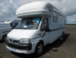 Auto-Trail, (2006) Used Motorhomes for sale