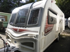 Bailey Unicorn Seville 2013, 2 Berth, (2013)  Touring Caravans for sale