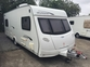 Lunar Quasar 556, 6 Berth, (2011)  Touring Caravans for sale for sale in United Kingdom