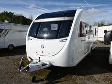 Swift Aventura M6TD, 6 Berth, (2018)  Touring Caravans for sale