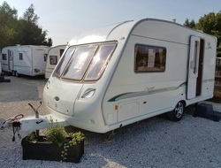 BESSACARR CAMEO 495 SL SALE AGREED! , 2 Berth, (2005) Used Tourin...
