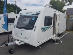 XPLORE 554 New model for 2017! Island Bed. Price Includes SE Pack...