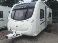 Swift Challenger 620 SR 2011 4 berth, (2011) Touring Caravan for Sale