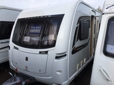 Coachman Wanderer 19/4 Lux 4 berth, (2014) Touring Caravan for Sale