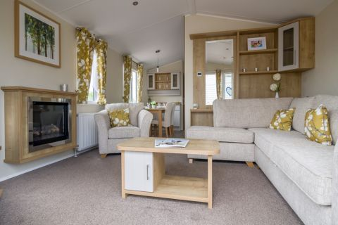 Willerby Winchester, 6 Berth, (2017)  Static Caravans for sale