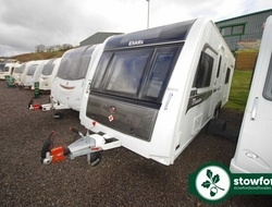 Elddis Crusader Supersirocco 2015, 4 Berth, (2015) Touring Carava...
