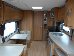 Swift Conqueror 530, Berth, (2009) Used Touring Caravans for sale