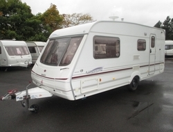 Swift Life Style 530 SE Clearance stock, 4 Berth, (2003) Touring ...