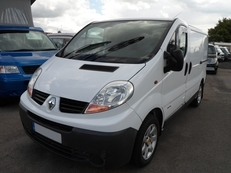 Renault Trafic SL27+ DCi 115 SWB Manual Diesel Campervan in White (2007) Motorhome for Sale