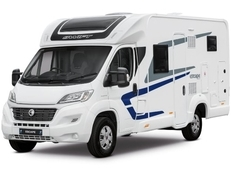 Swift Escape 674 4 berth, Motorhome for Sale