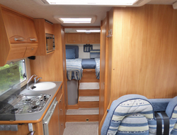 Adria Coral 660 SL, (2006) Used Motorhomes for sale