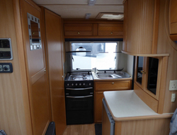 Auto-Sleeper Gatcombe, (2005) Used Motorhomes for sale