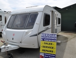 Abbey GTS 418, 4 Berth Berth, (2008) Used Touring Caravans for sale