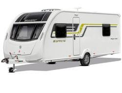 Sprite Major 6 TD Special, 6 Berth, (2017) Touring Caravans for sale
