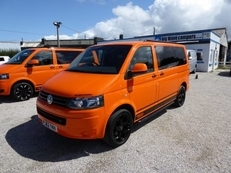 VW Transporter 140ps Brand New Conversion (2013) Motorhome for Sale