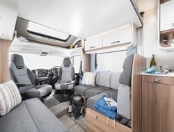 Swift Escape 664, 4 Berth New Motorhomes for sale
