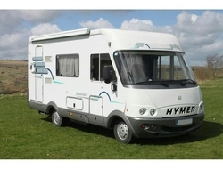 HYMER B584 2. 8 JTD A-CLASS, Berth, (2002) Used Motorhomes for sale