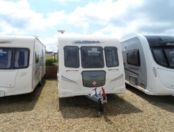 Bailey Pegasus 462 2 berth, (2010) Touring Caravan for Sale