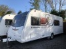 Bailey Unicorn Madrid S3 2016, 3 Berth, (2016)  Touring Caravans for sale