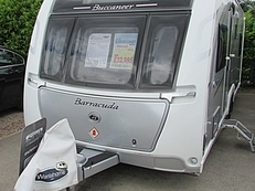 Buccaneer Barracuda (2018) Touring Caravan for Sale in West Yorkshire