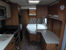 Swift Conqueror 630, Berth, (2014) Used Touring Caravans for sale