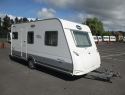 Caravelair Ambiance Style 465, 4 Berth, (2011) Touring Caravans f...
