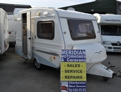 Freedom Jetstream (with toilet room), 2 Berth Berth, (2009) Used ...